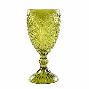 Cully Green Goblet