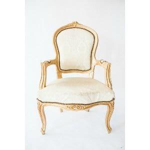 Victoria White Chair