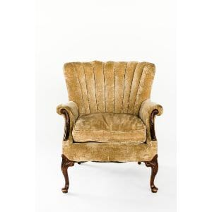 Preston Gold Chair