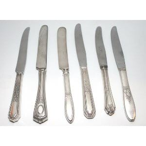 Silver Dinner Knives