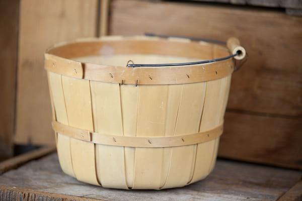Basket - Apple Small