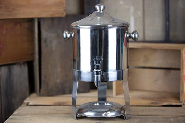 Beverage Dispenser - Hot Beverage Silver