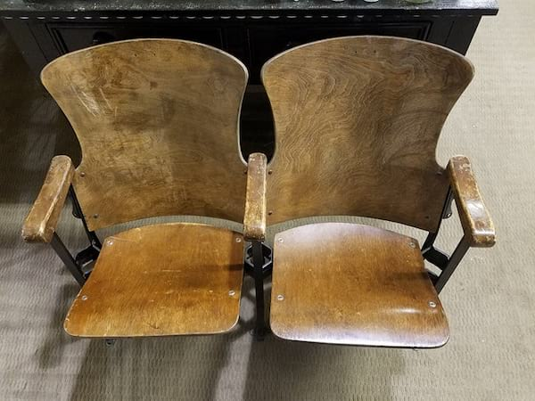 Chair - Theater Seat Set