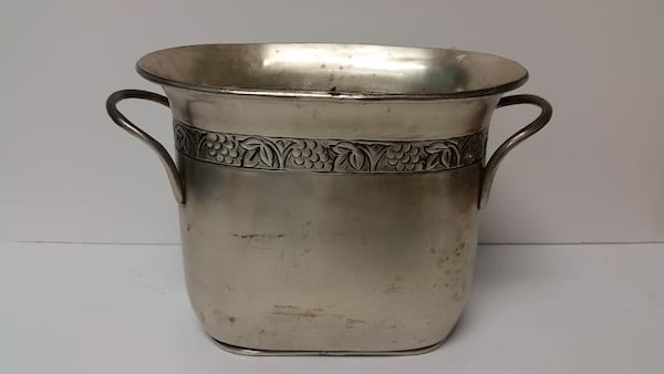 Silver - Wine Cooler