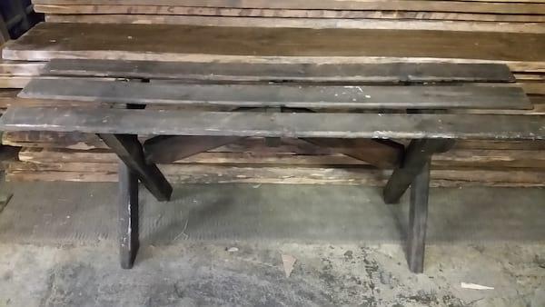 Bench - Lawrence Slat Wood