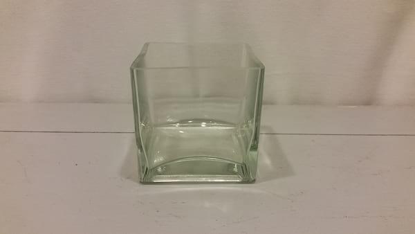 "Vase - Cube 4"""