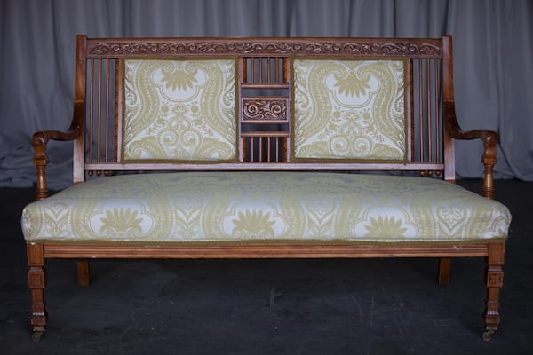 Couch - Gatsby Gold