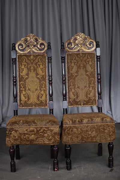 Chair - Royalty