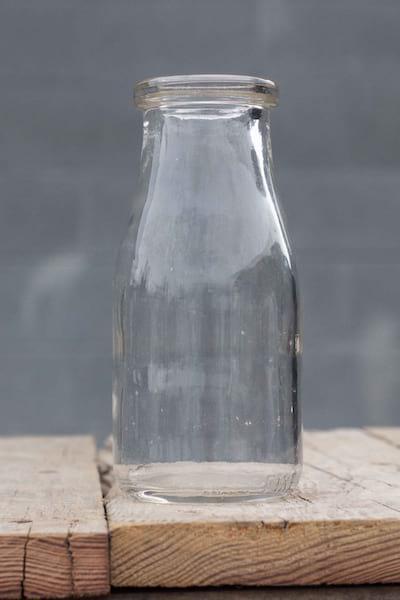 Bottle - Glass Milk