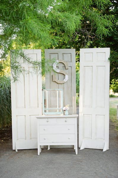 Door - Hampton 8' White