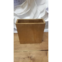 Box - 8 x 7 Gold Narrow