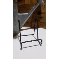 Easel - Small Black Twist Tabletop