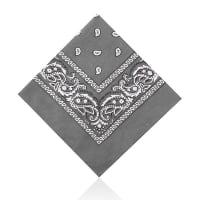 Napkin - Grey Bandana