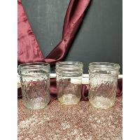 Mason Jar - Tall 1/2 Pint Assorted