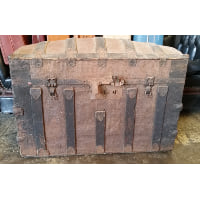 Trunk - Brown Treasure Chest