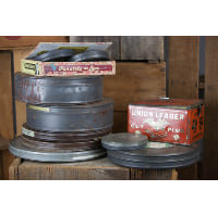 Film Reel Tin - Small