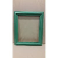 Frame - Aqua Medium Empty