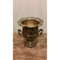 Urn - Silver w/Handles