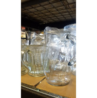 Pitcher - Leaded glass Assorted