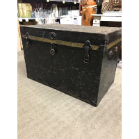 Trunk - Large Black