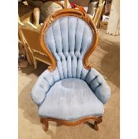 Chair - Blue Parlor