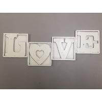 Sign - LOVE tiles
