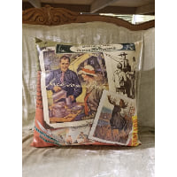 Pillow - Vintage photo throw