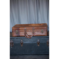 Suitcase - Leather