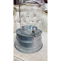 Riser - Tin Bucket
