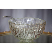 Bowl - Assorted Glass Punch / Salad
