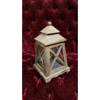 Lantern - Dark Wood X Side Square