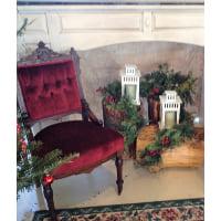 Chair - Jackson Deep Red