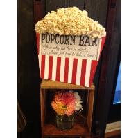 Sign - Popcorn