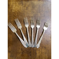 Fork - Silverplate dinner