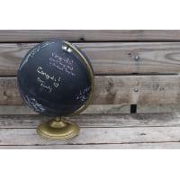Chalkboard - Globe