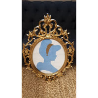 Frame - Cinderella Gold