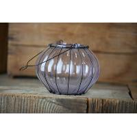 Vase - Violet Tint Hanging