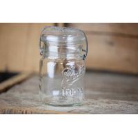 Mason Jars - Glass Top