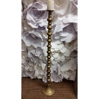 Candle Holder - XL Tall Brass 4'2