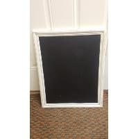 Chalkboard - Ivory#1 picture frame