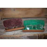 Glasses - Vintage with case