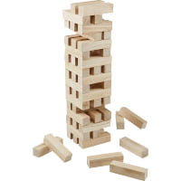 Game - Light Wood Giant Jenga