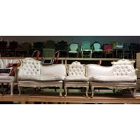 Couch - The Royal Court - 3 Piece Set