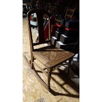 Chair - Rocking Brown