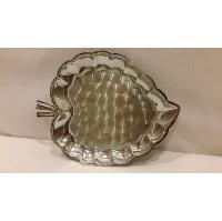 Tray - Silver Leaf Shiny