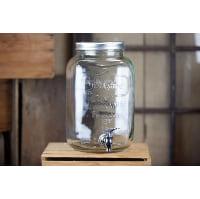 Beverage Dispenser - Mason Jar 2 gallon