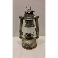 Lantern - Old Silver