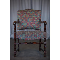 Chair - Runa Patterned