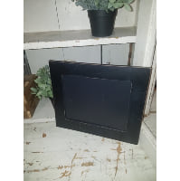 Chalkboard - Black Hanging