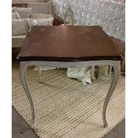 Table - Elizabeth Sweetheart Brown Top